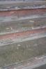 Ремонт лестницы :: 1) Вид ступеней до реставрации